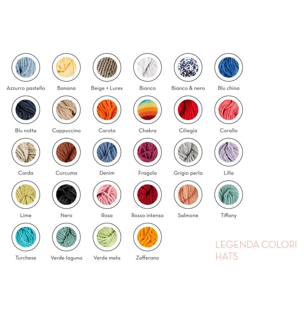 colori cotone